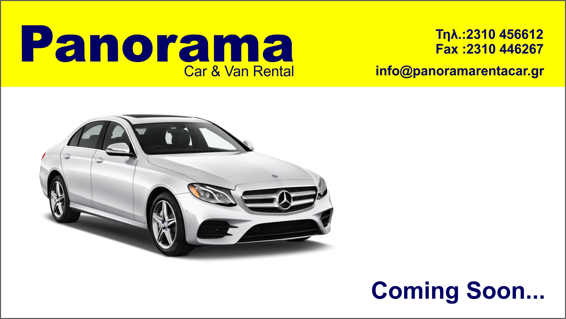 Coming-Soon-4 Panorama Rent a Car