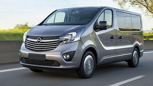slide-Van Car and Van Rental